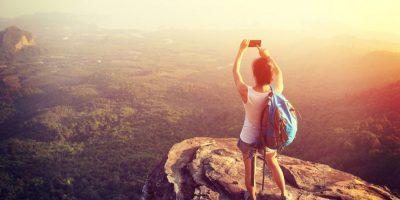 Viajeros: No hay un solo tipo de viajero. Queremos que los lectores capturen los perfiles de aventureros urbanos, excursionistas, amantes de la fauna y gastronomía. Foto:Metro Photo Challenge