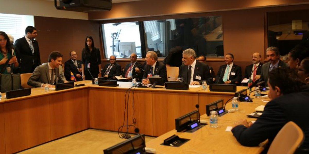 Medina se reúne en ONU para tratar sucesión presidencia de la Celac