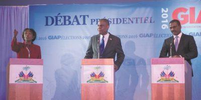 Pobreza y gobernabilidad claves en debate de Haití