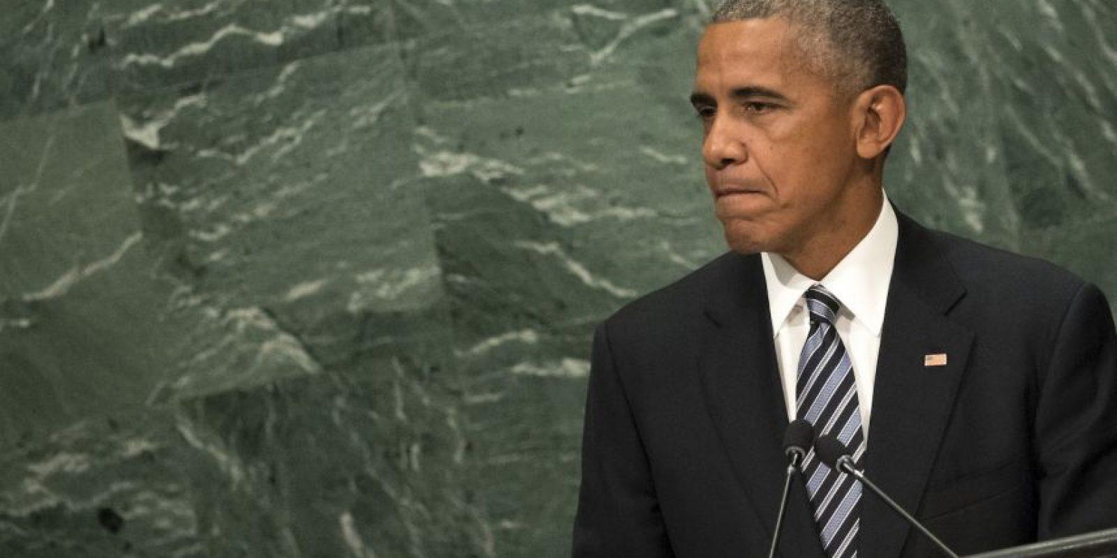 Y pidió no dejar a las nuevas generaciones con el problema por resolver Foto:Getty Images