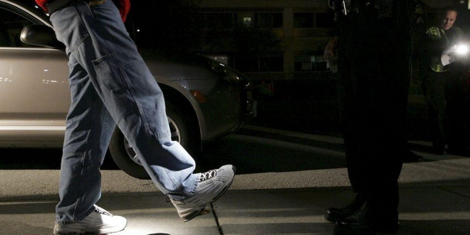 Además, los traumatismos mortales atribuibles al consumo de alcohol tienden a afectar a personas relativamente jóvenes. Foto:Getty Images