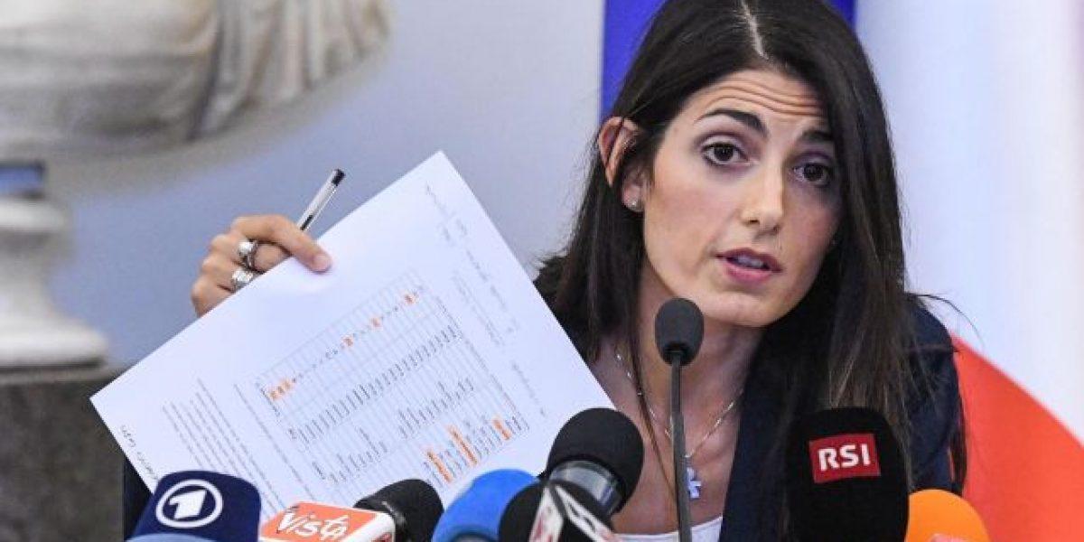 Alcaldesa de Roma dice no a los JJ.OO.