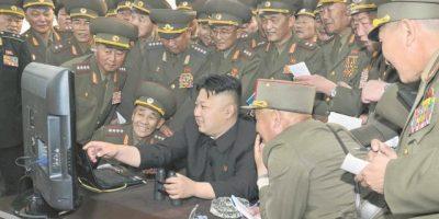 Corea del Norte tiene solo 28 páginas web