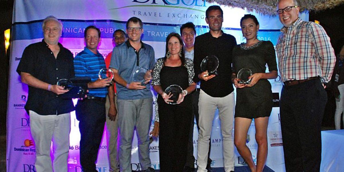 """DR Golf Travel Exchange celebra """"Gran Torneo  2016"""" en Casa de Campo"""
