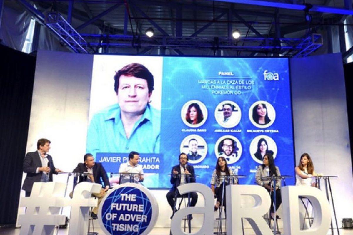 Parte de los exponentes en FOA 2012 Foto:Fuente Externa