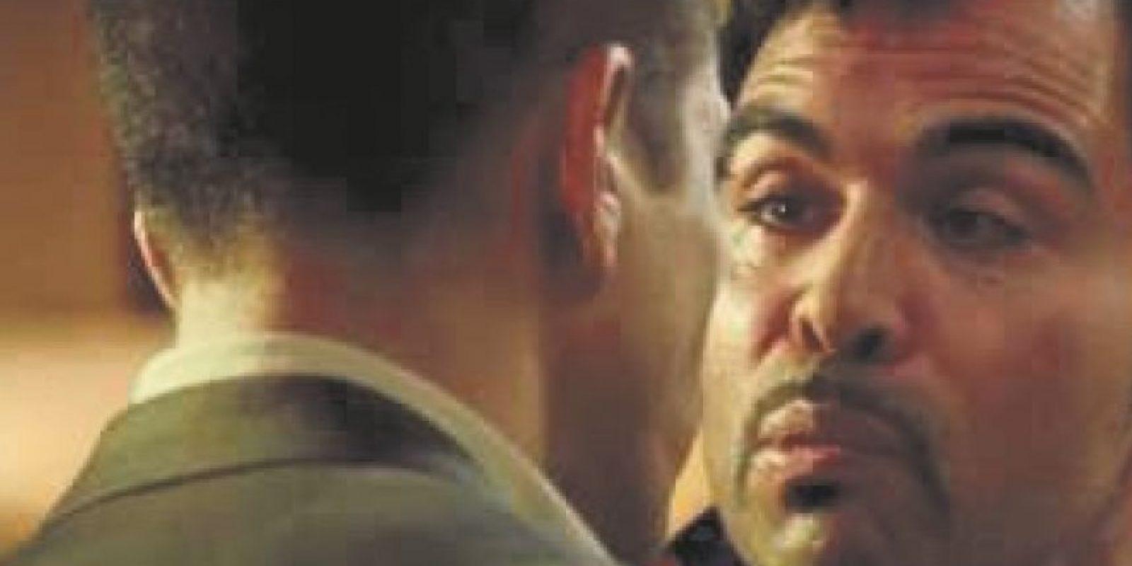 """Personaje icónico y retador. """"Yo me enamoré del Moncho; haciendo este papel que fue un gran reto para mí aprendí mucho de la técnica de actuación""""."""