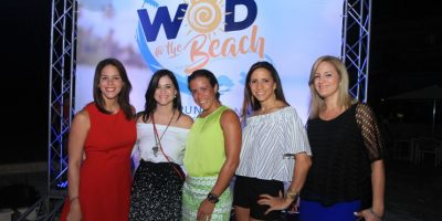 WOD @ The Beach 2016 en Playa Blanca