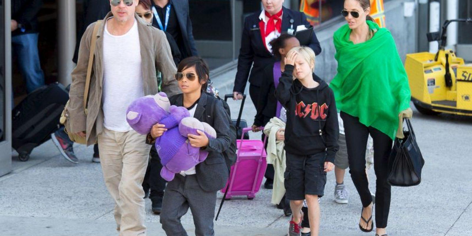 El actor es investigado por maltratar a sus hijos Foto:Grosby Group