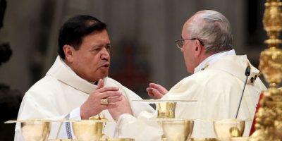 Este año el Papa Francisco visitó México Foto:Getty Images