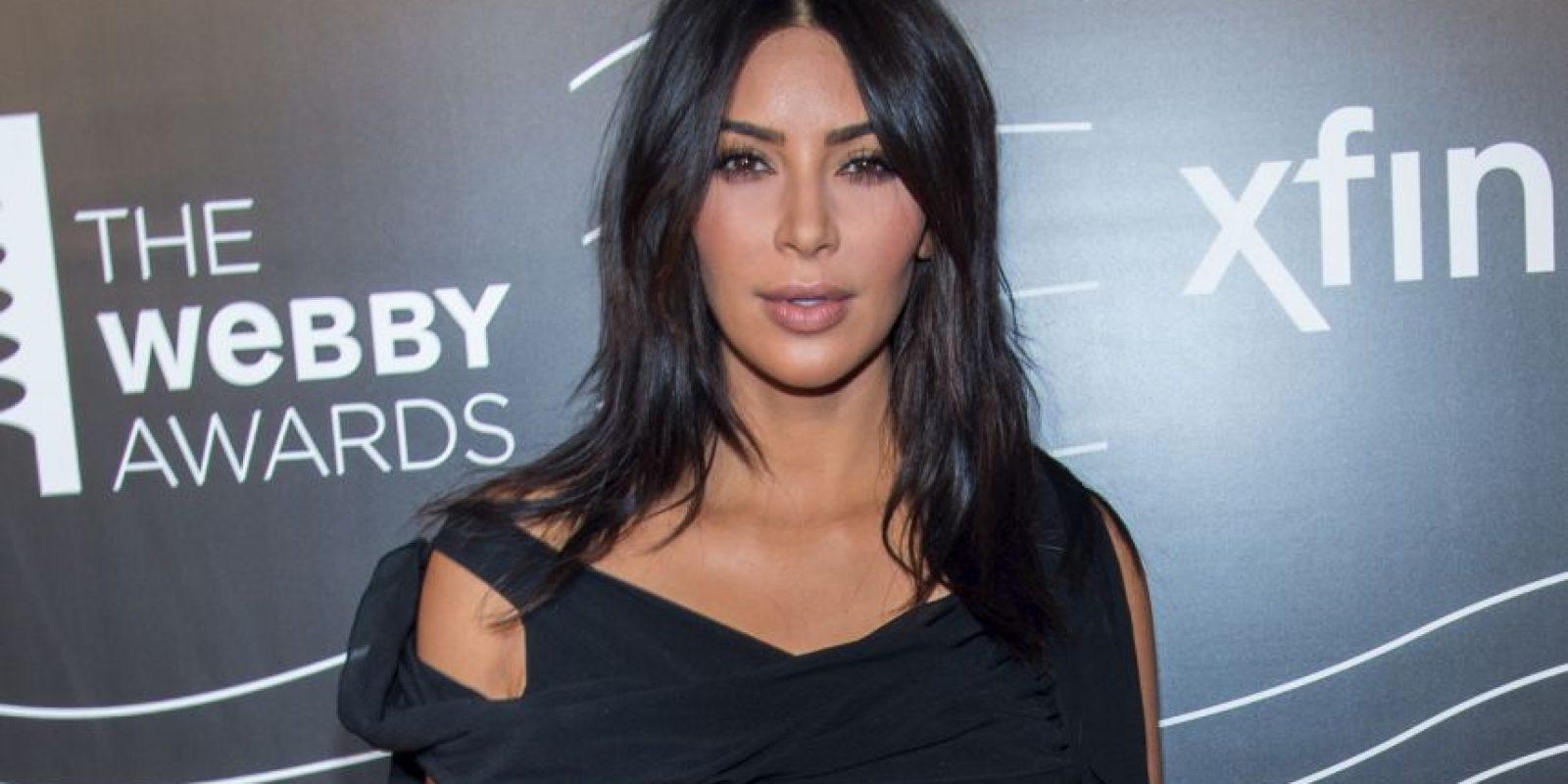 Kim también quiere ir a la Universidad Foto:Getty Images