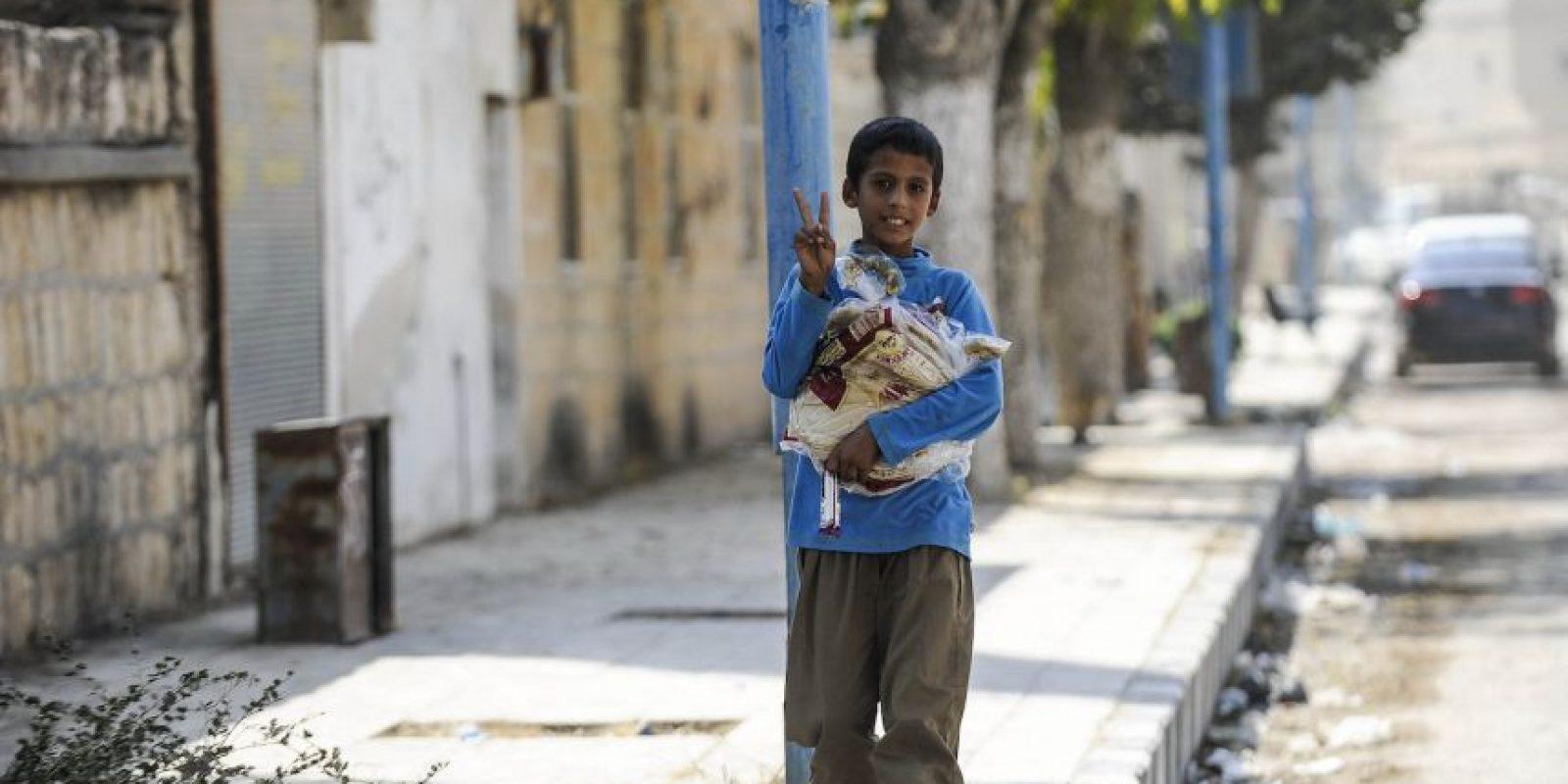 La Guerra Civil en Siria ha costado la muerte de 400 mil personas en cinco años Foto:Getty Images