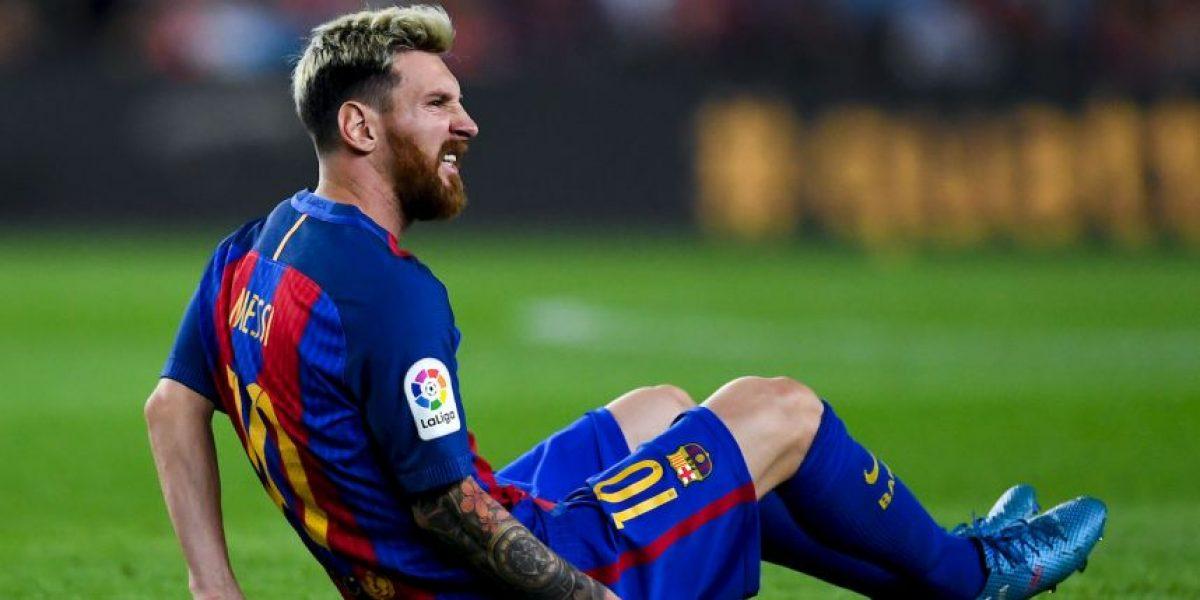 Rival de Barcelona en Champions le mandó cariñoso mensaje a Messi