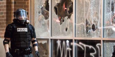 Hasta el momento no se ha declarado el toque de queda Foto:Getty Images