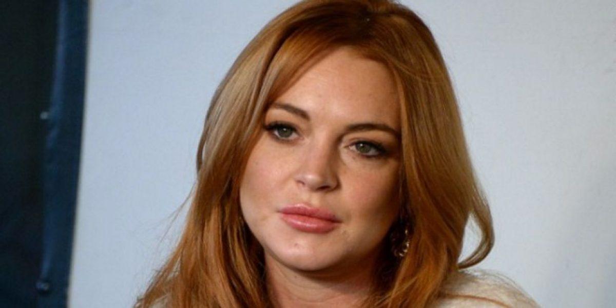 Lindsay Lohan temía que su exprometido ladesfigurara con ácido
