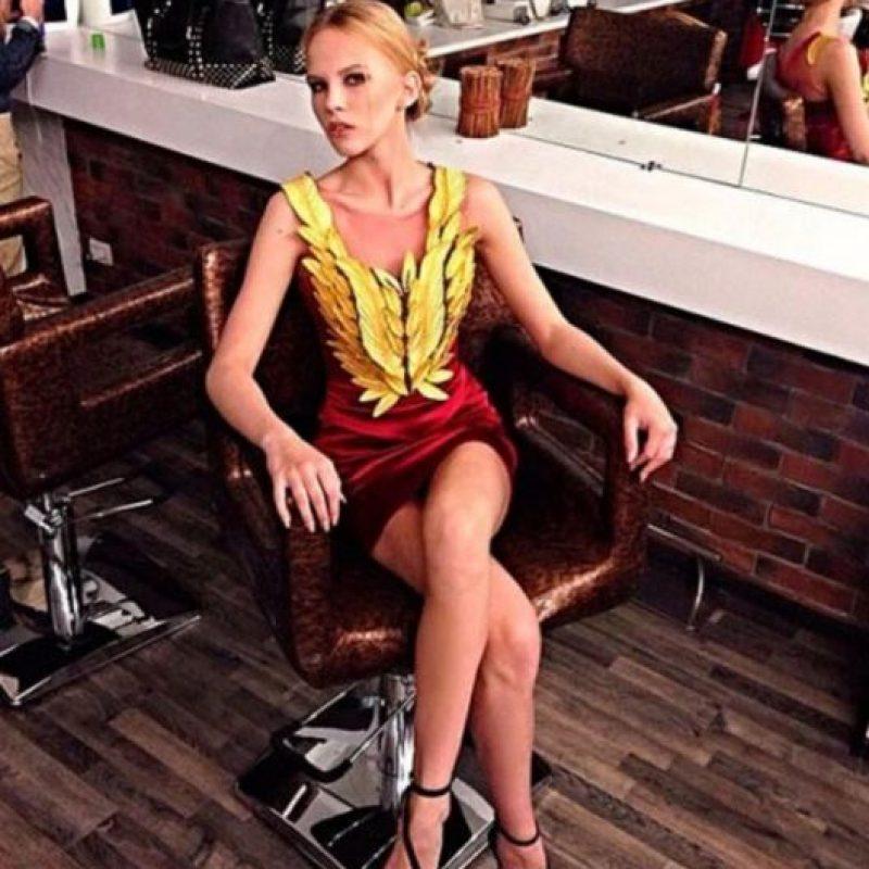 Con la finalidad de vender su virginidad Foto:Vía instagram.com/ann__adamson/