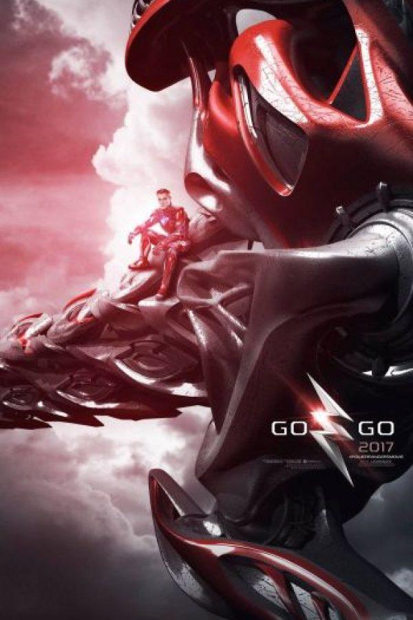 Aún no se ha revelado el tráiler, pero puede ser en el mes de octubre Foto:Facebook: Power Rangers
