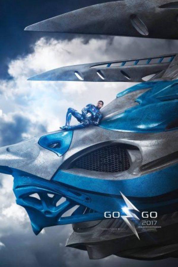 Ya es una de las películas más esperadas de 2017 Foto:Facebook: Power Rangers