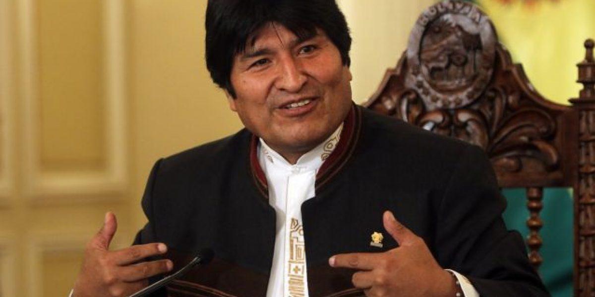 Evo Morales no será candidato en 2020