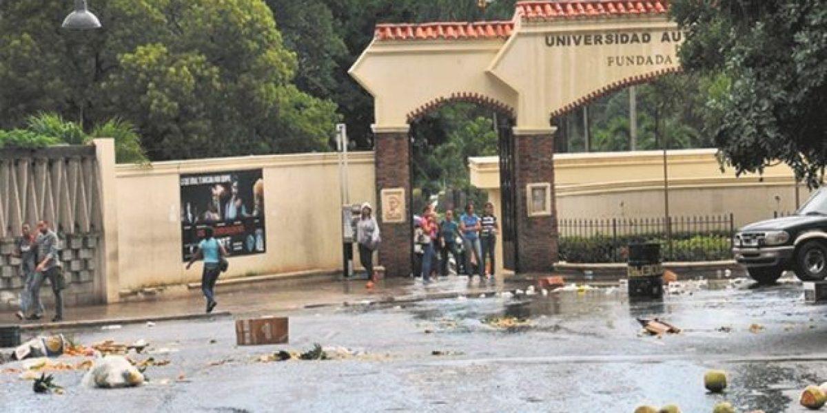Empleados UASD rechazan resolución sobre protestas
