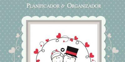 Una agenda que te ayudará a organizar la boda perfecta