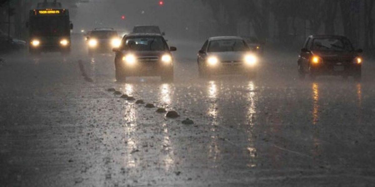 Onamet anuncia aguaceros con tormentas eléctricas a partir de este mediodía