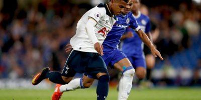 """El """"mini Messi"""" que se abre camino en el Tottenham"""
