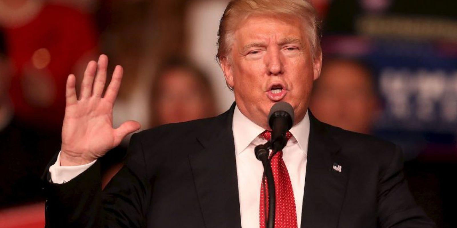 El próximo lunes será el primero de tres debates entre los candidatos presidenciales Foto:Getty Images
