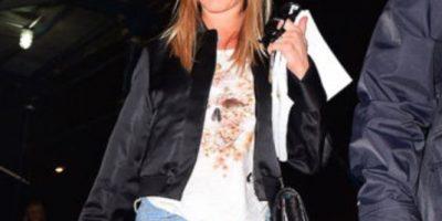 La verdadera reacción de Jennifer Aniston al preguntarle del divorcio de Brad Pitt