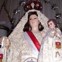 Virgen de Las Mercedes Foto:@GUZMAN2000MN