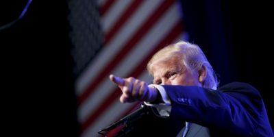 Las elecciones serán el próximo 8 de noviembre Foto:AP