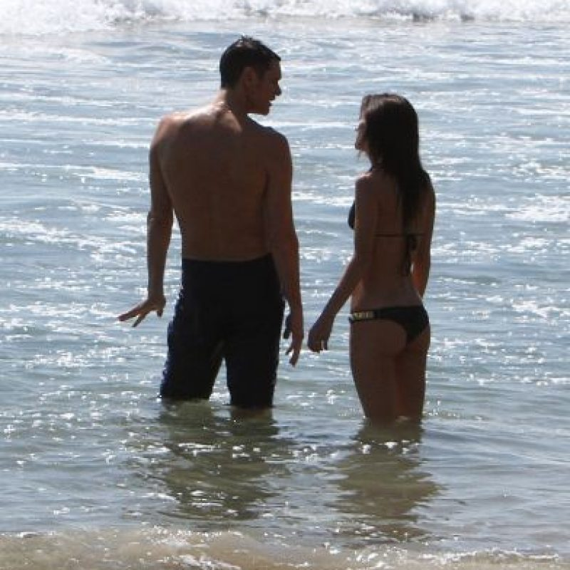 La pareja se conoció en 2012. Foto:The Grobsy Group