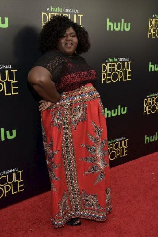 """Para ganar el papel principal en """"Precious"""", Sidibe compitió con 400 chicas Foto:Getty Images"""