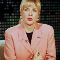 Gennifer Flowers fue modelo Foto: Getty Images