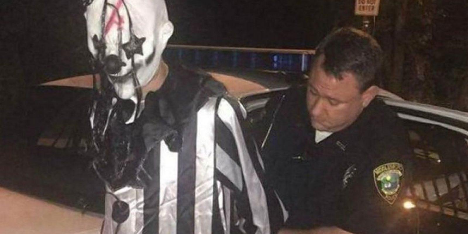Un joven de 20 años fue detenido Foto:Middlesboro Police Department
