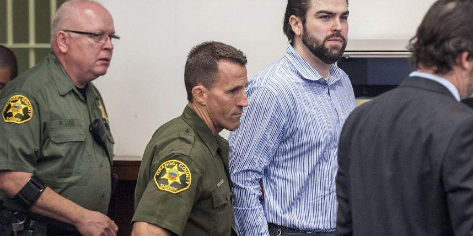 Daniel Wozniak asesinó a dos personas Foto:AP