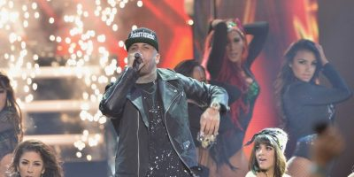 Nicky Jam Foto: Getty Images