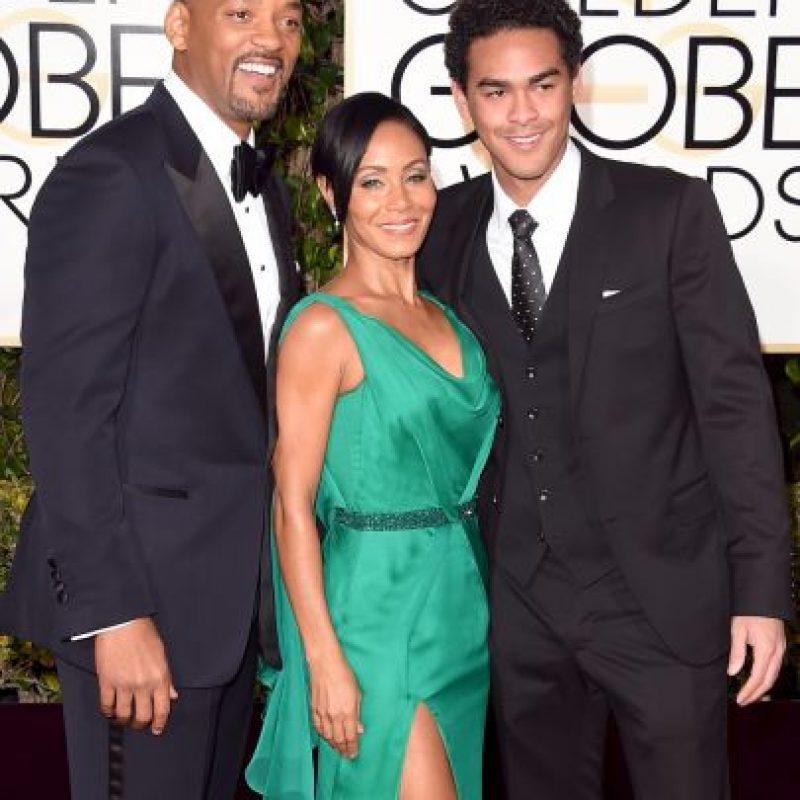 El hijo menos famosos de Will Smith Foto:Getty Images