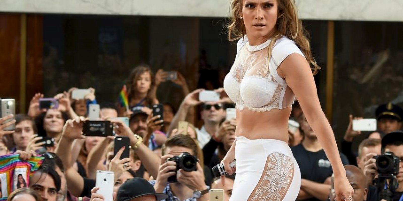 Fue criticada en redes sociales Foto:Getty Images