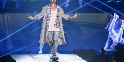Golpean a Justin Bieber mientras festejaba en bar alemán