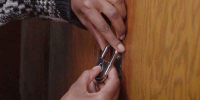 Elimina la necesidad de las llaves. Foto:TappLock