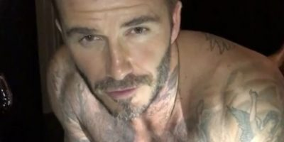 David Beckham comparte video semidesnudo, descubran la causa