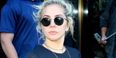 Lady Gaga deja parte íntima al descubierto