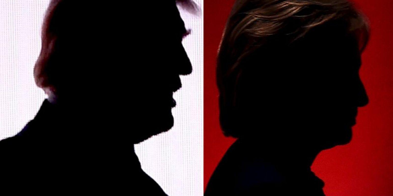 Todo está listo para el debate presidencial Foto:AFP