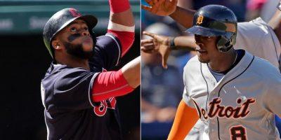 Carlos Santana y Justin Upton: Jugadores de la Semana en la Americana