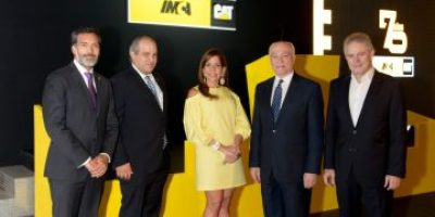 IMCA y Caterpillar celebran 70 aniversario