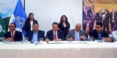 UASD y cooperativa La Vega firman acuerdo para ejecutar programas académicos