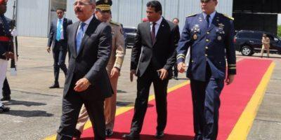 Danilo Medina Foto:@PresidenciaRD