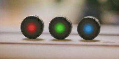 Además, las notificaciones de luz roja y verde pueden recordarte que debes tomar tu medicamento Foto:doteverything.co