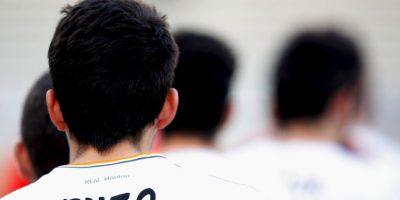 El hijo de Zinedine está en la lista B de los merengues para el torneo continental de clubes. Foto:Getty Images