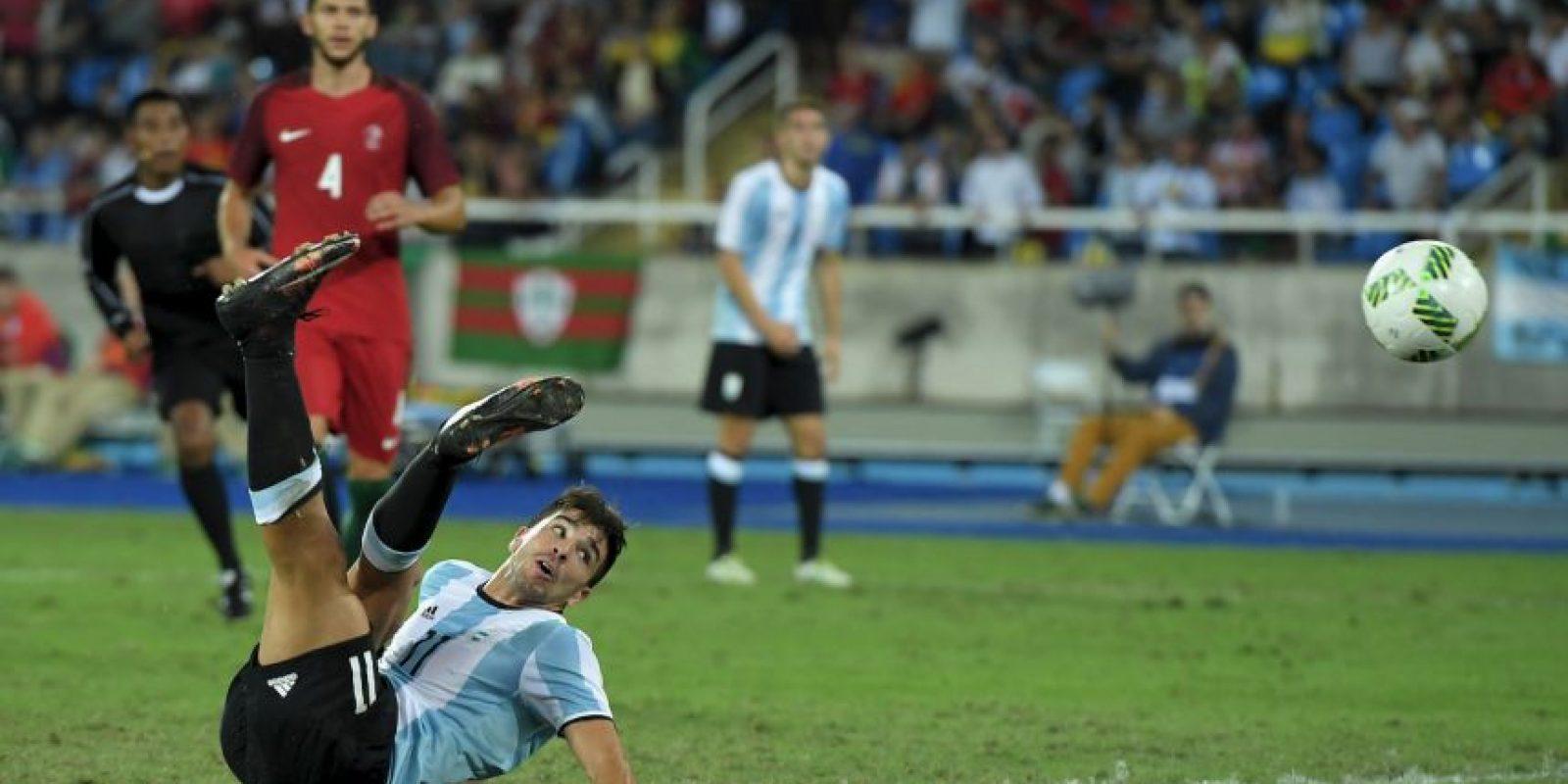 El joven hijo de Diego Simeone marcó un tanto por el primer equipo de Genoa en el pasado fin de semana.